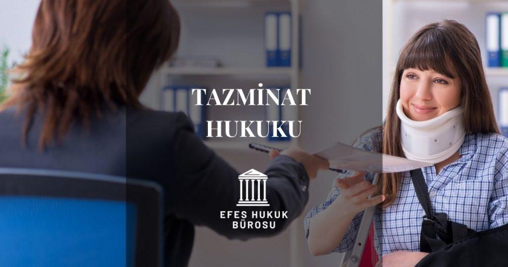 İzmir Tazminat Avukatı