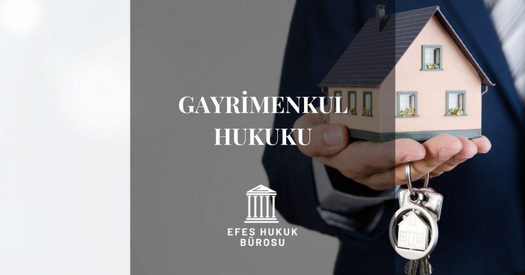 İzmir Gayrimenkul Avukatı